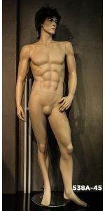 realistic male mannequin