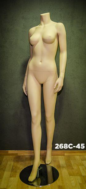 ακέφαλη κούκλα βιτρίνας