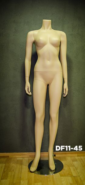 female headless mannequin